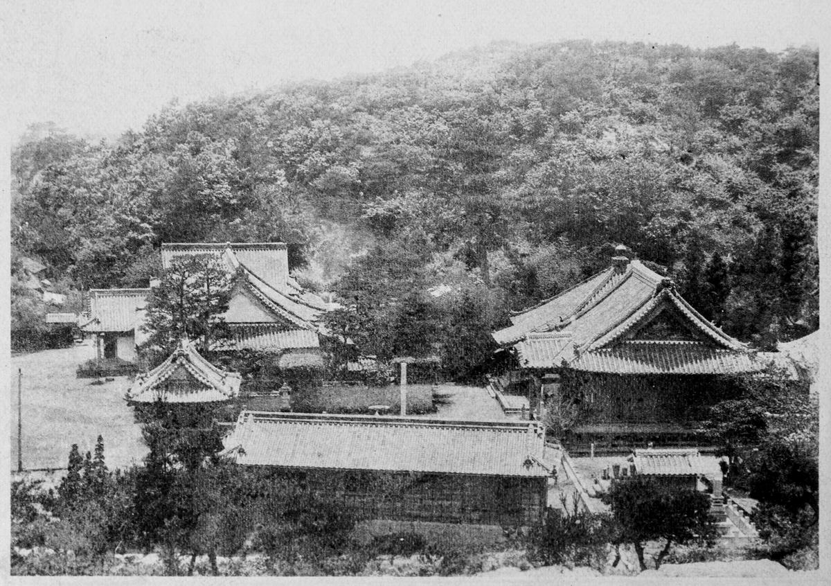 過去の東林院
